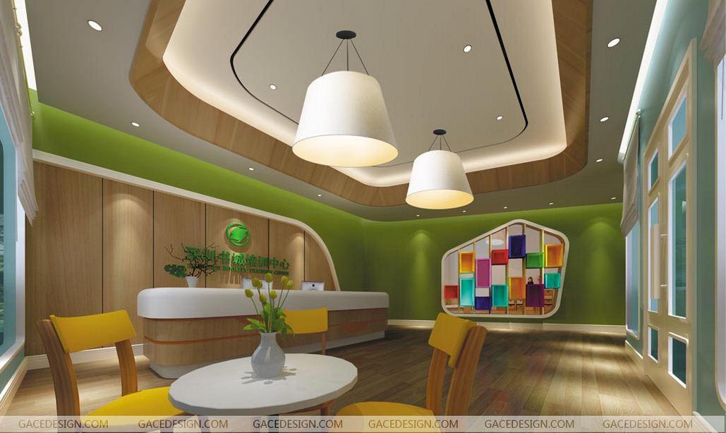 幼儿园,培训机构,文化机构提供完整空间及平面设计