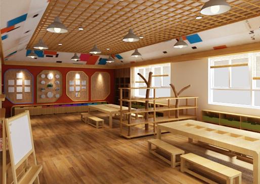 【幼儿园设计】幼儿园美术教室的创设