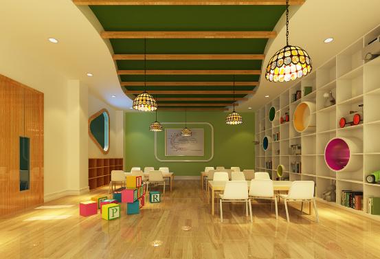 【幼儿园设计】中式幼儿园门扇设计装修知识