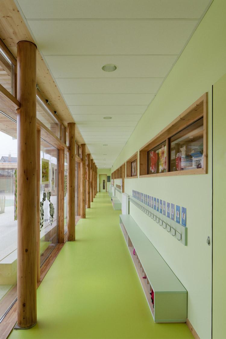 国外幼儿园设计 | 法国groupe scolaire pasteur 学校