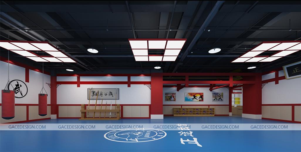 正途武馆 - 学校 - gace design_幼儿园设计_幼儿园