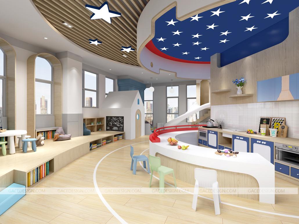 幼儿园设计装修要遵循哪些原则?