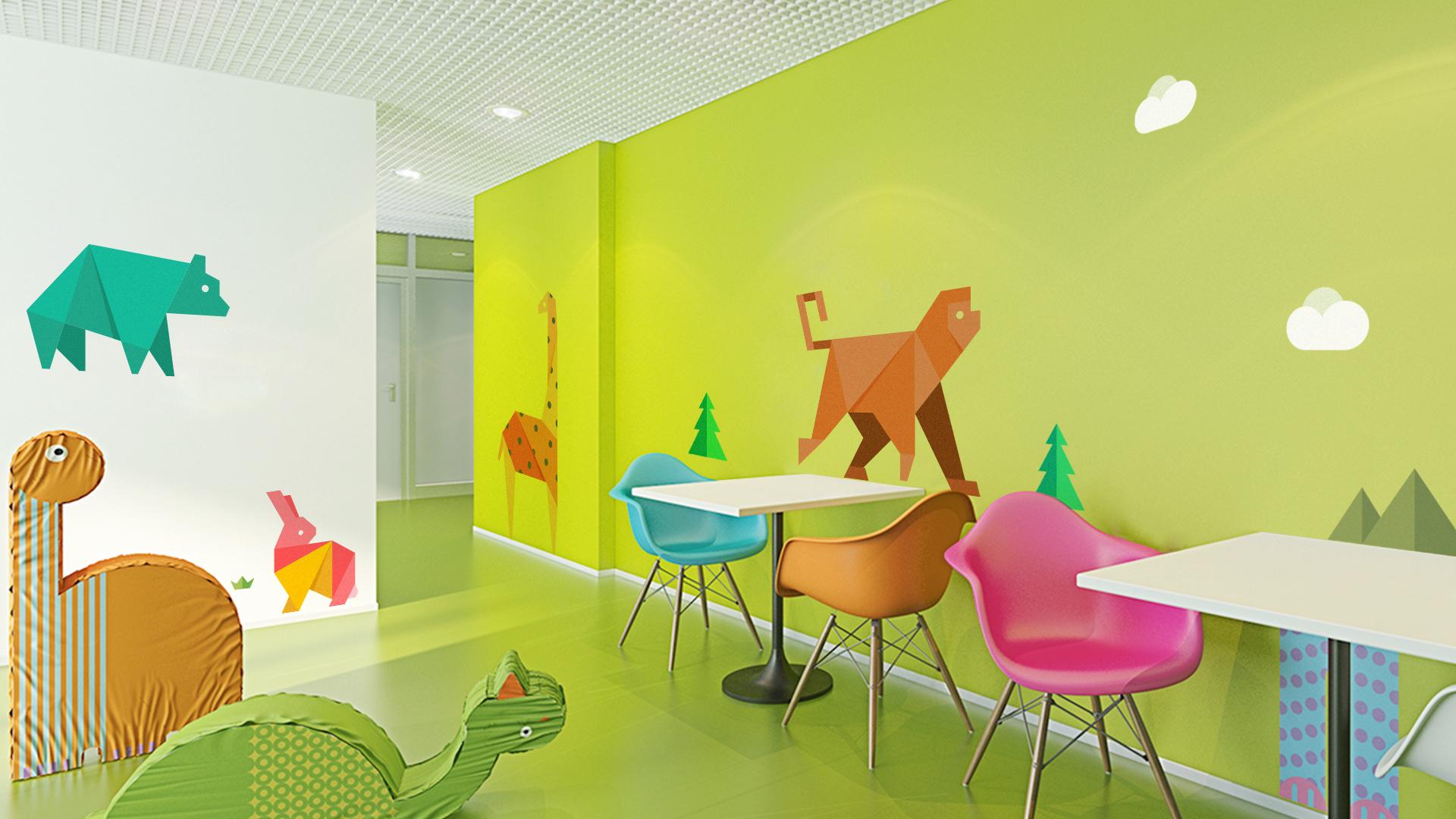 幼儿园的幼儿园室内环境该如何创设?