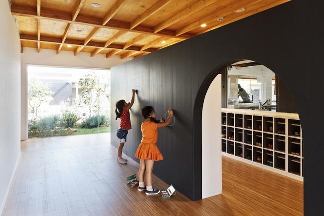 幼儿园装修设计材料的环保和安全很重要