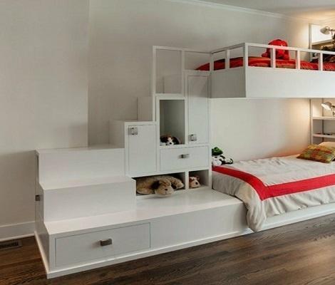 儿童房买单人床和子母床哪个好? 有什么优缺点?