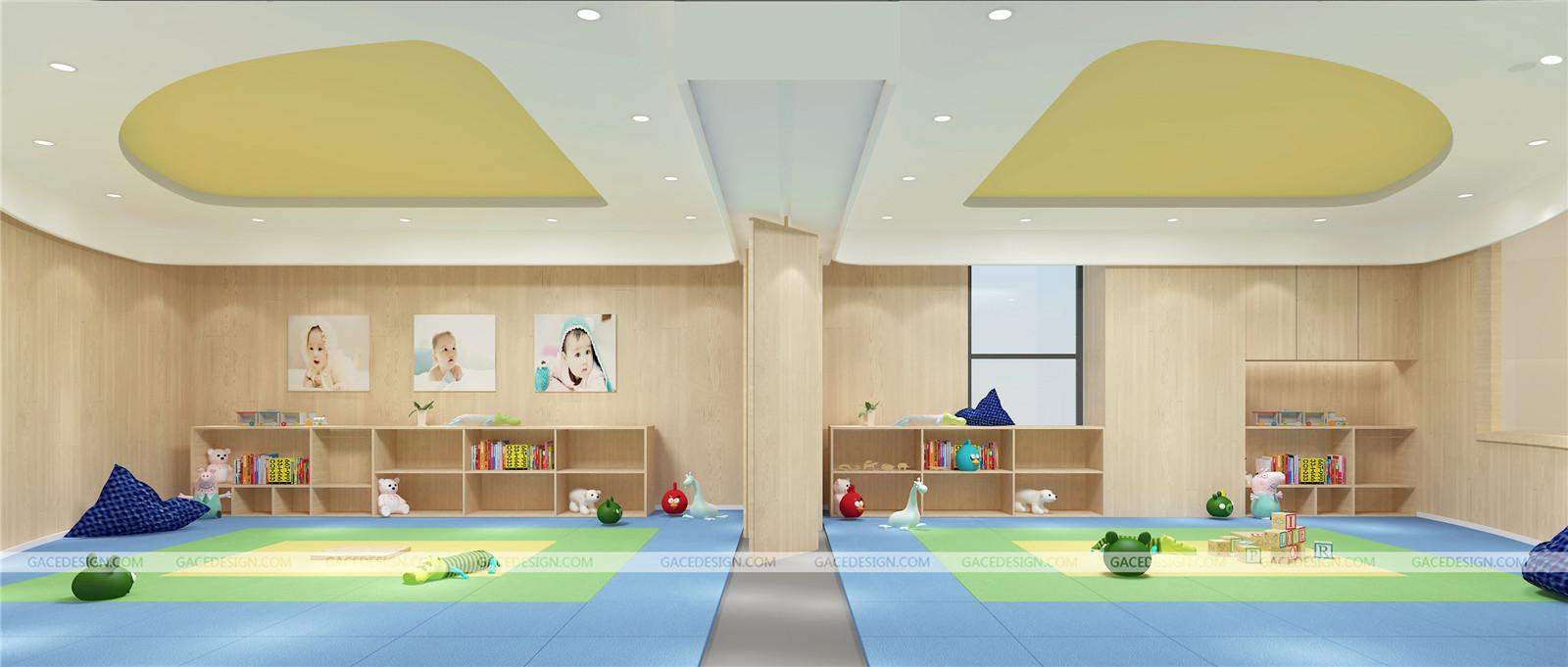 幼儿园装修设计-装修是否秋季最适合?