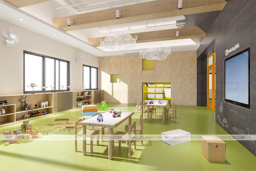 幼儿园室内设计怎样布局比较合适?