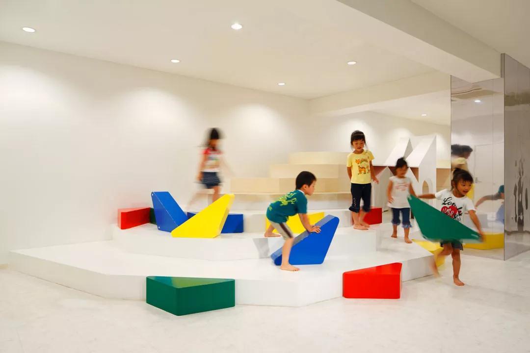 幼儿园设计于细微之处彰显品质。与感官教育相适应