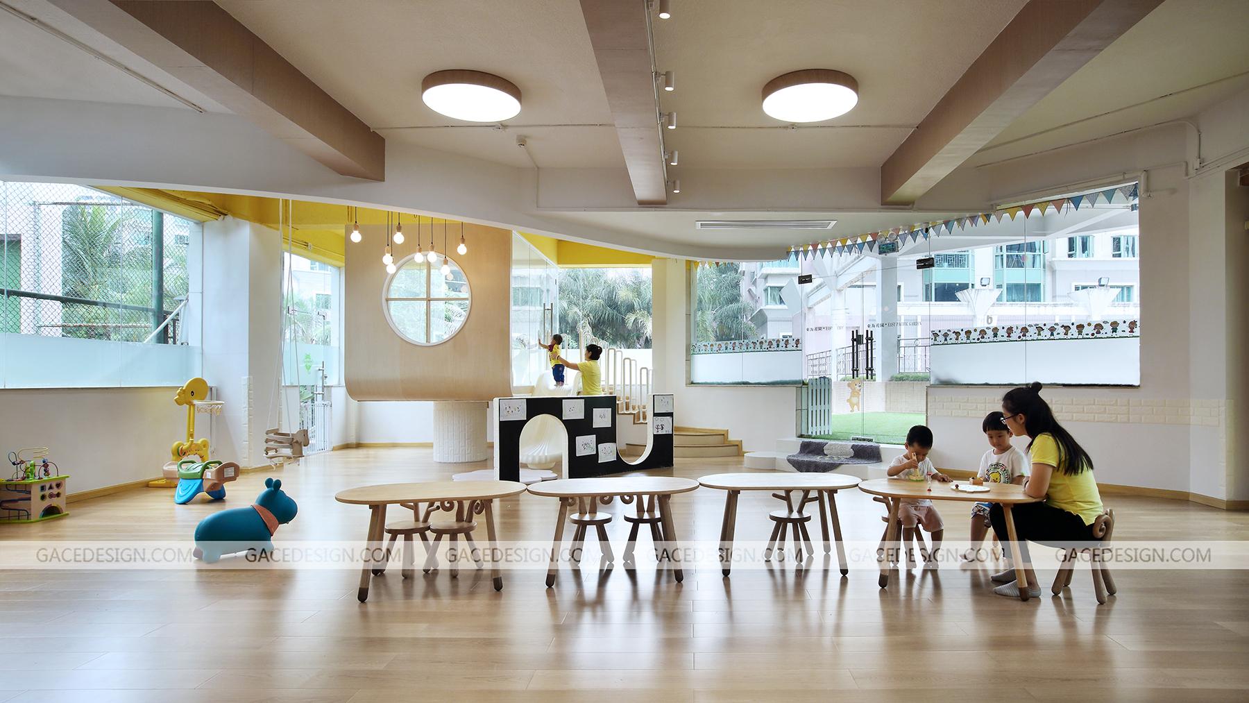 幼儿园设计软装的注意事项