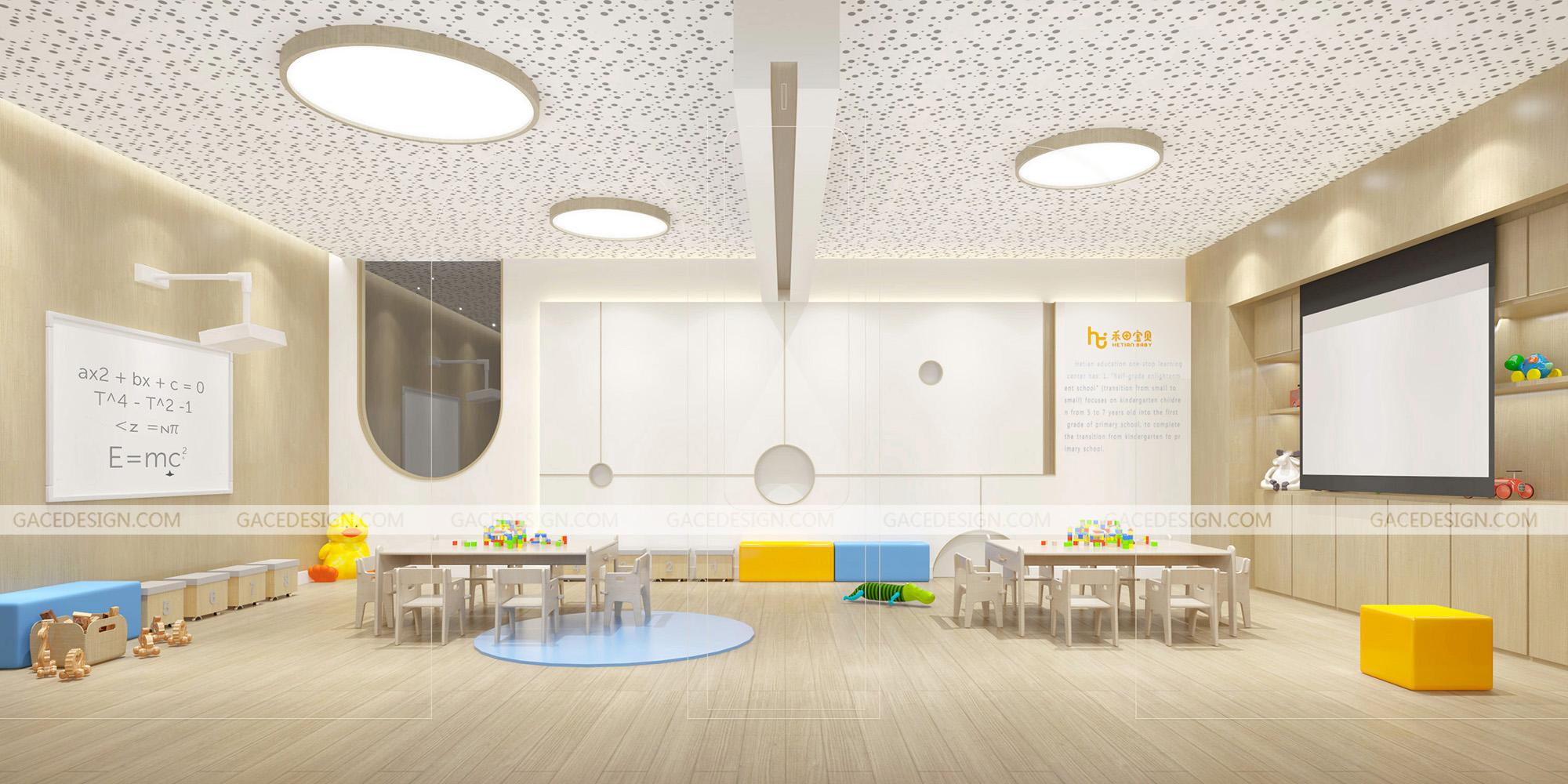幼儿园装修设计要如何确保安全性