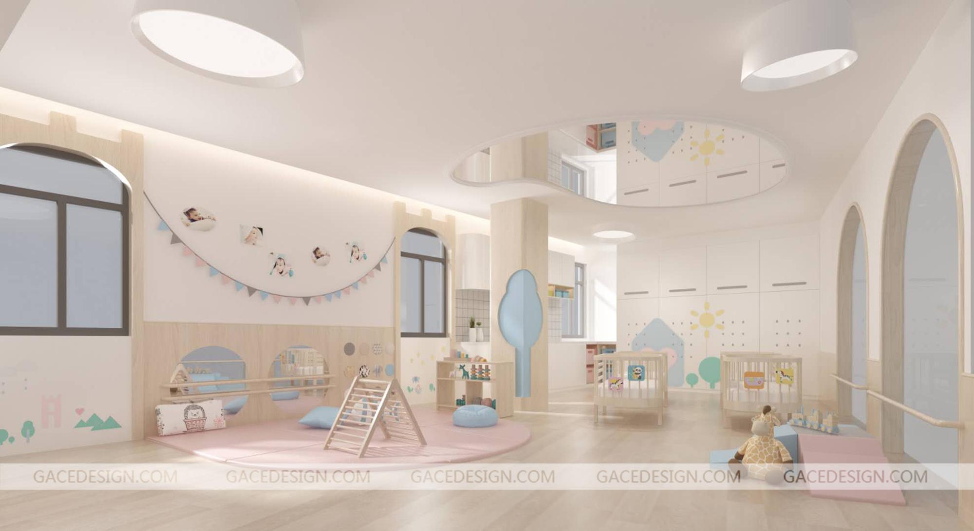 传统风格幼儿园室内设计的要点